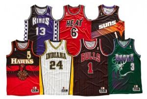 форма NBA
