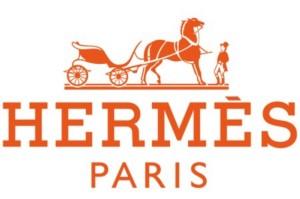логотип известного бренда HERMES