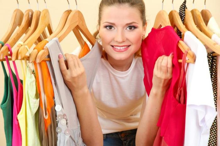 клиенты магазина секонд-хенд одежды