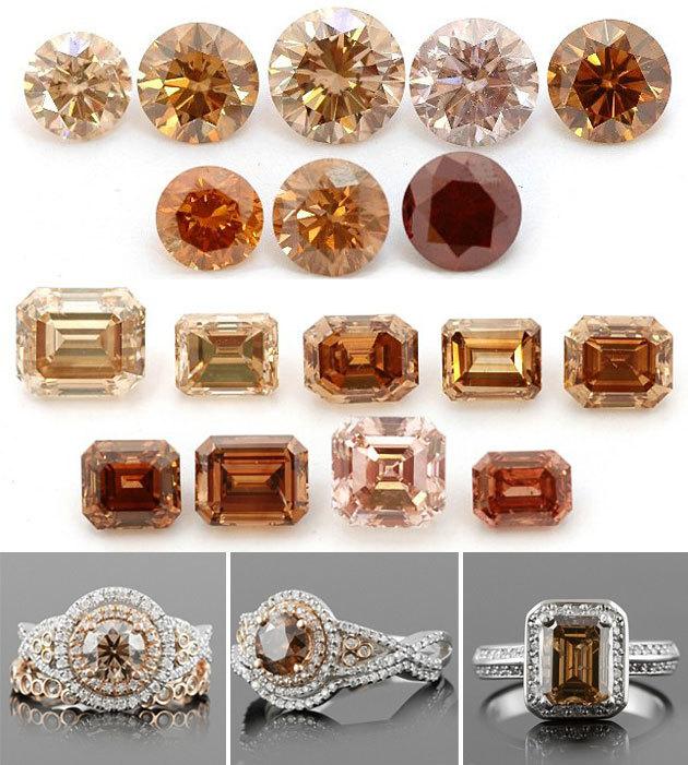 камни-коньячные бриллианты