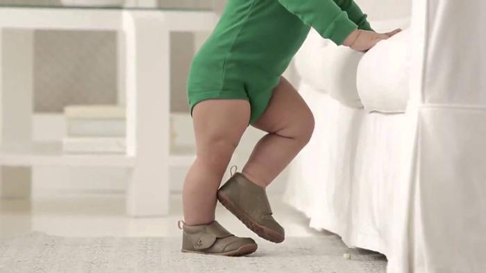 неудобная детская обувь