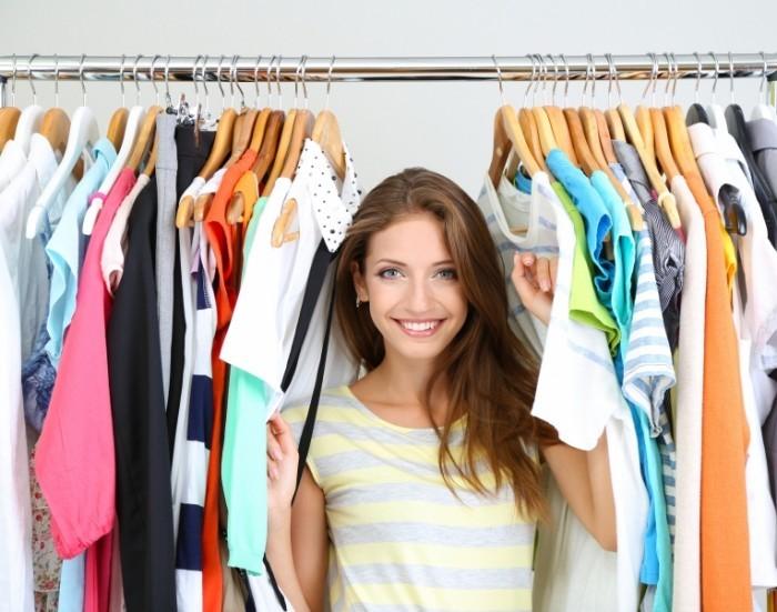 одежда секонд-хенд категории экстра или люкс