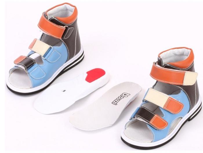 важные аспекты выбора детской ортопедической обуви