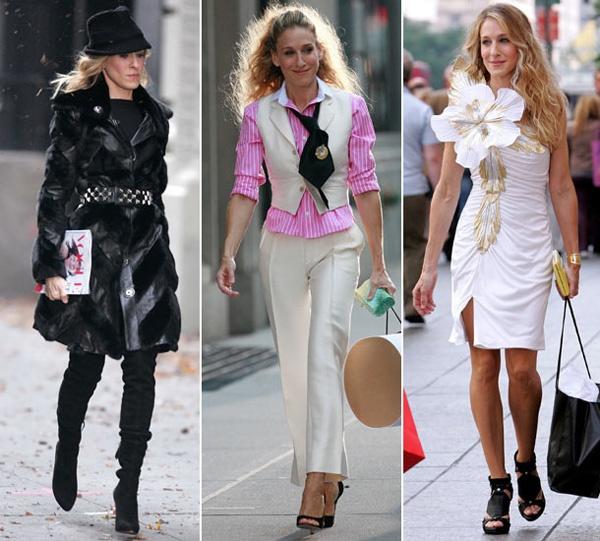 женская одежда-экстравагантный стиль