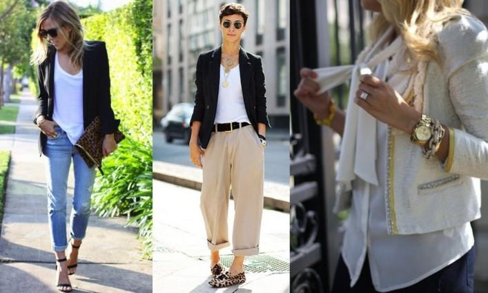 одежда в стиле smart casual