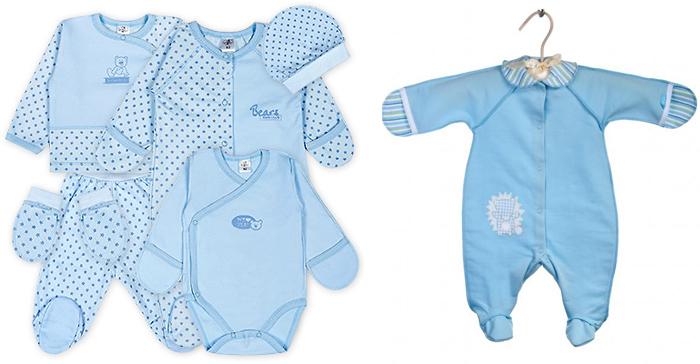 наружные швы детской одежды для сна