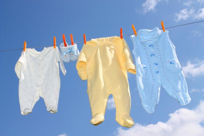 плотная ткань детской одежды для сна