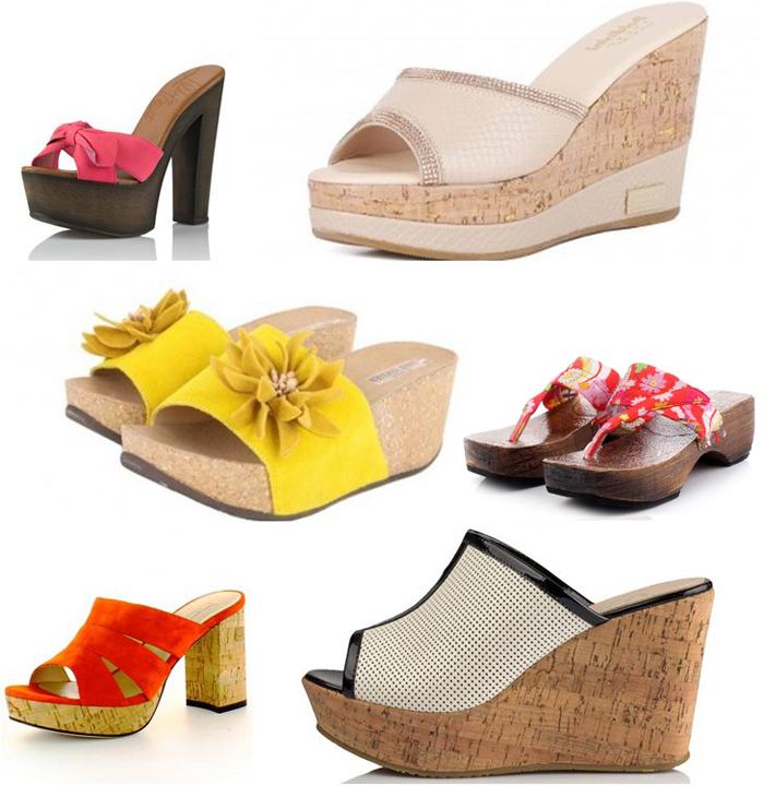 сабо-обувь для пляжа