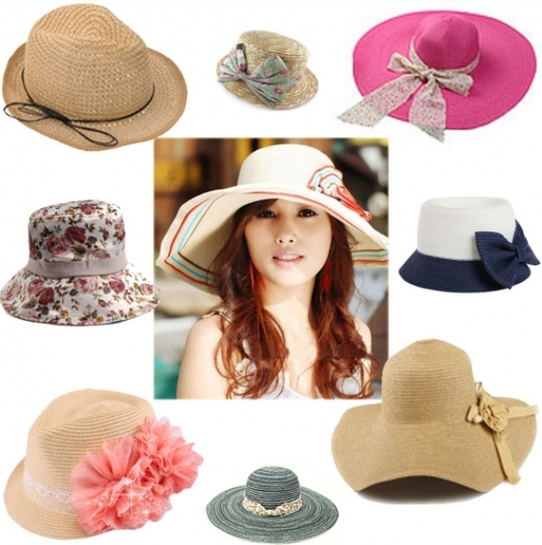 шляпы и украшения
