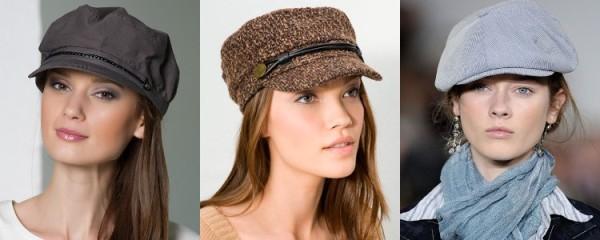 модные кепи