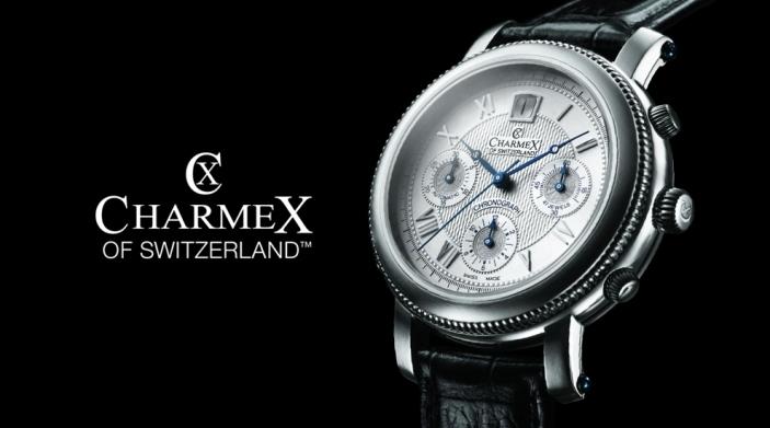 классические швейцарские часы charmex