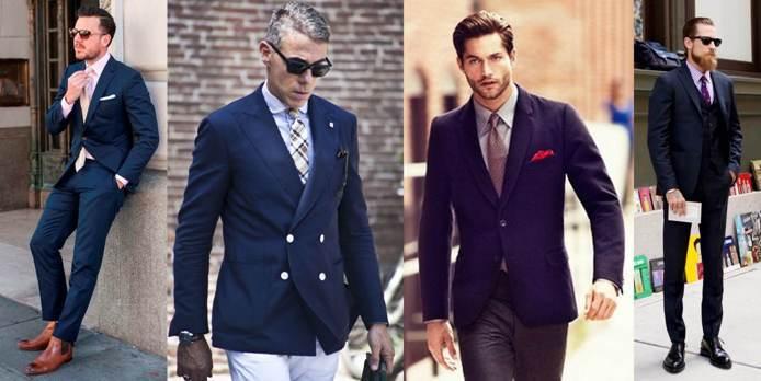 стильная одежда для мужчин разного возраста