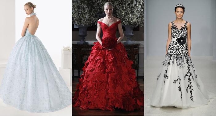 свадебные платья для уверенных в себе девушек