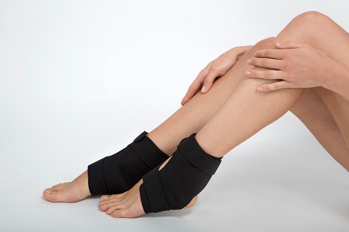 возможные травмы ног у беременных