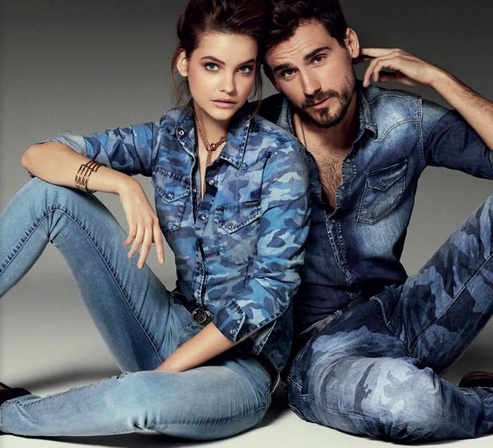 модный итальянский бренд GAS