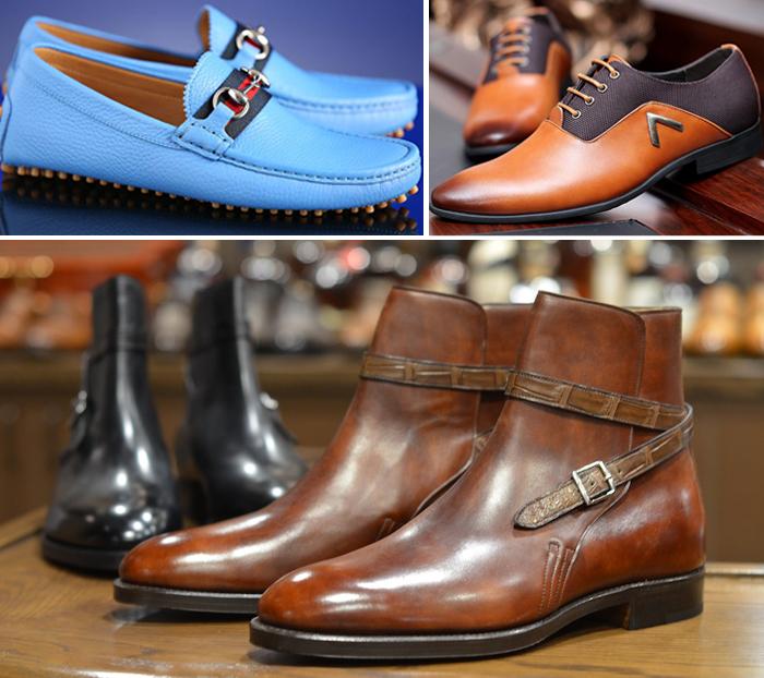 мужская обувь по сезонам