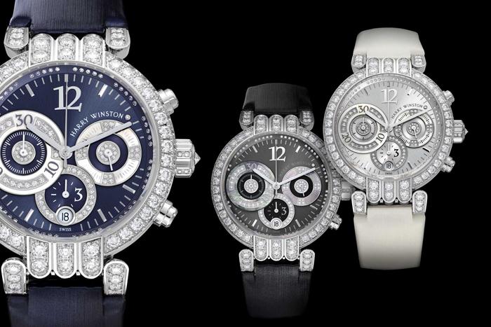 оригинальные женские наручные часы harry winston