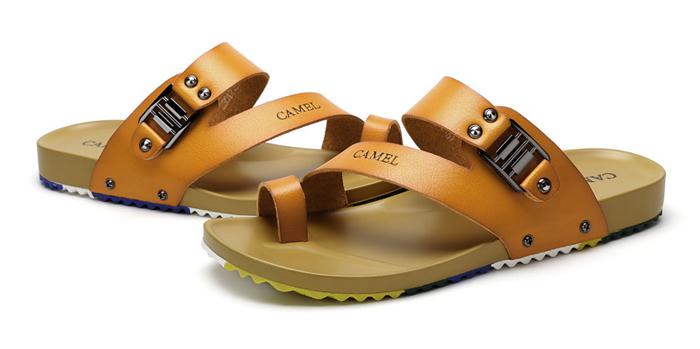 шлепанцы-пляжная мужская обувь