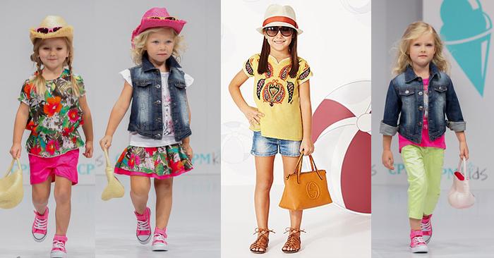 стильная и практичная одежда для девочек