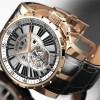 стильные швейцарские часы roger dubuis