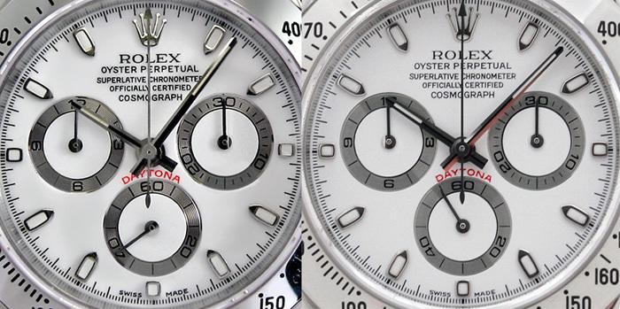 внешние различия подделки и оригинала швейцарских часов