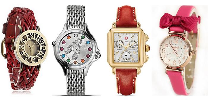 женские наручные часы из ассортимента интернет-магазинов