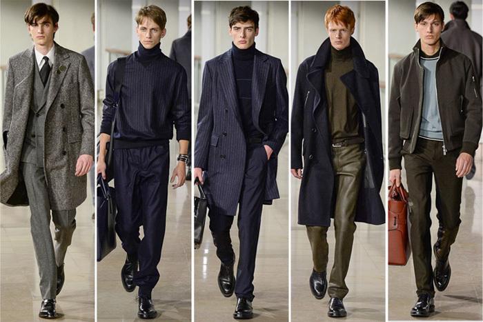 безупречный крой мужской одежды