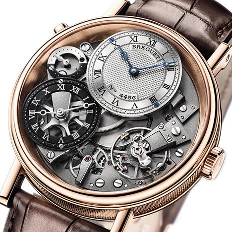 циферблат наручных мужских часов Breguet