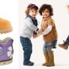 детская обувь из кожи