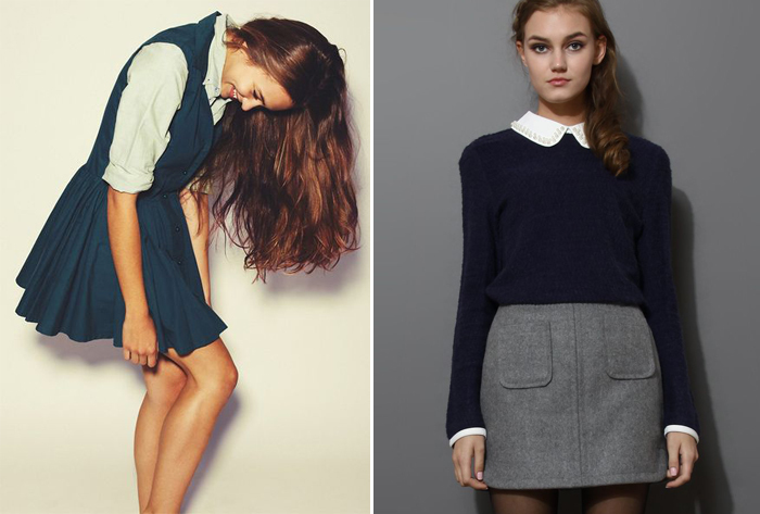 дресс-код для старшекласниц