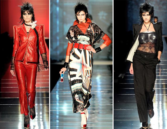 экстравагантная одежда Joan Jetts at Balenciaga 2015-2016
