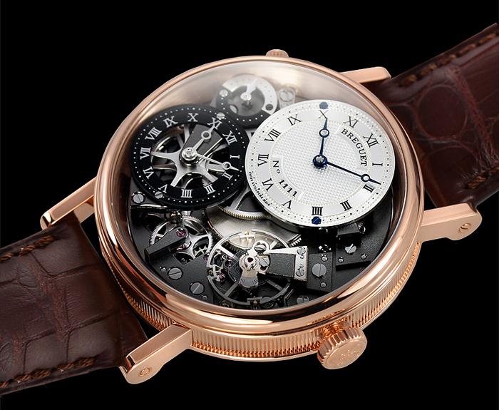 герметичность часов Breguet Tradition 7067BR/G1/9W6