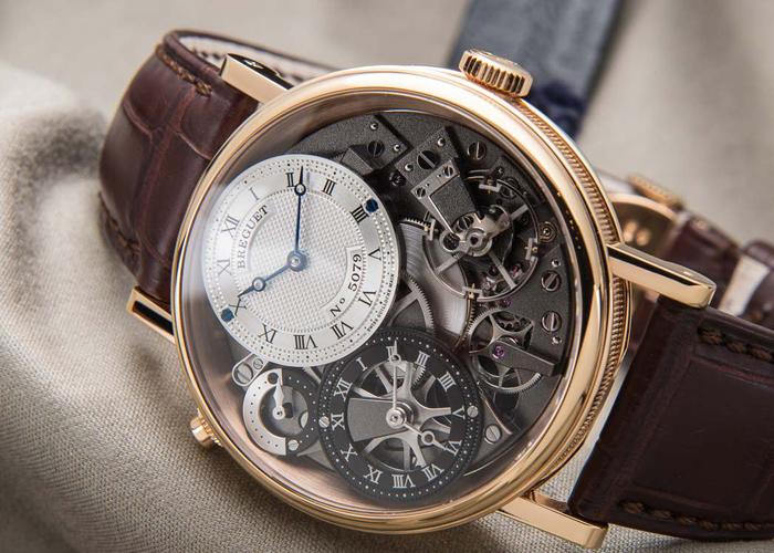 корпус часов Breguet Tradition 7067BR/G1/9W6