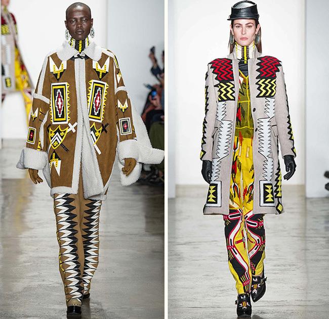 костюмы в африканском стиле