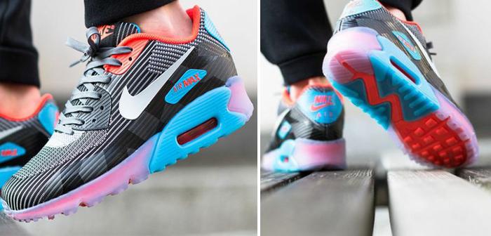 легендарные кроссовки Nike AirMax