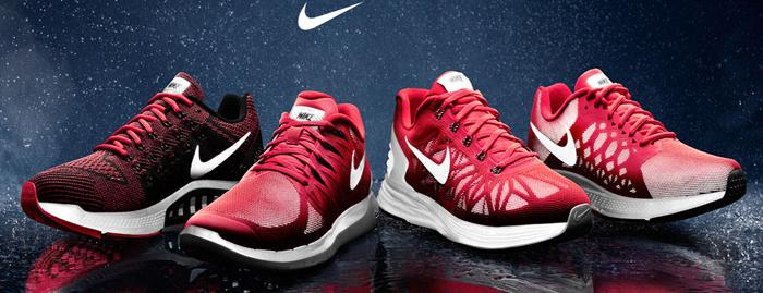 мир кроссовок Nike