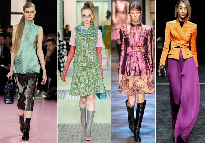 модная одежда сезона осень-зима 2015-2016