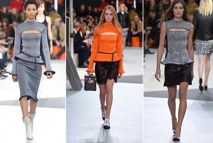 одежда Louis Vuitton сезона осень-зима 2015-2016