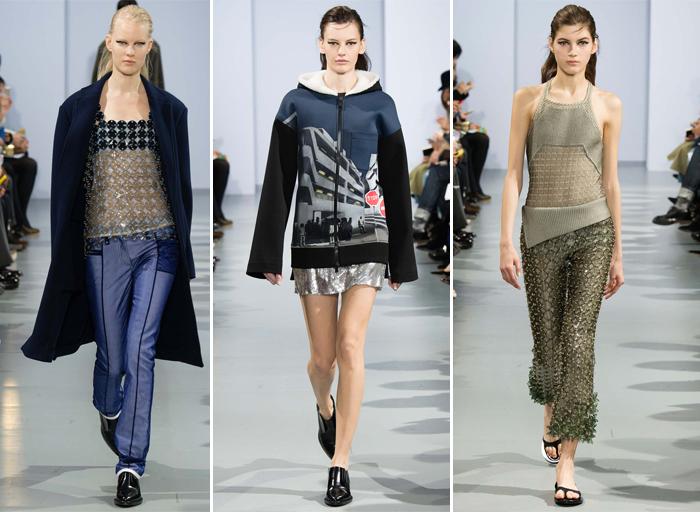 одежда осень-зима 2015-2016 от Paco Rabanne