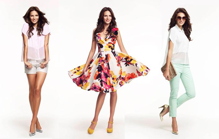правильный выбор женской одежды