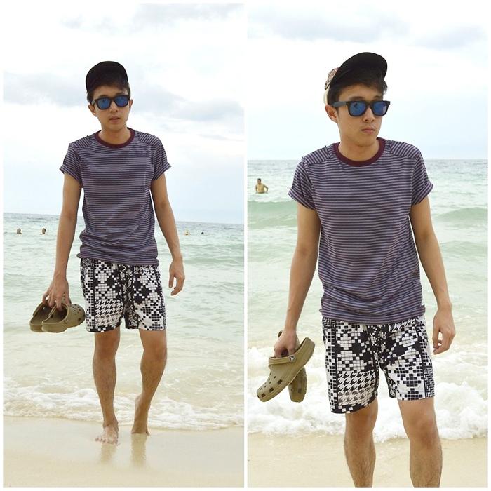 сабо для пляжа