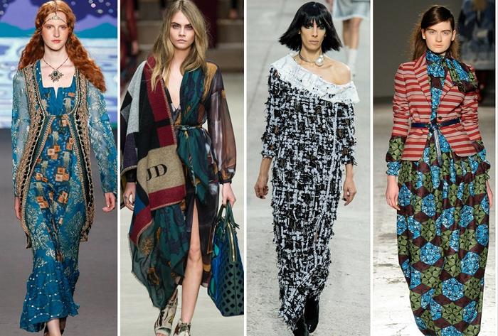 винтажная одежда ручной работы-бохо стиль