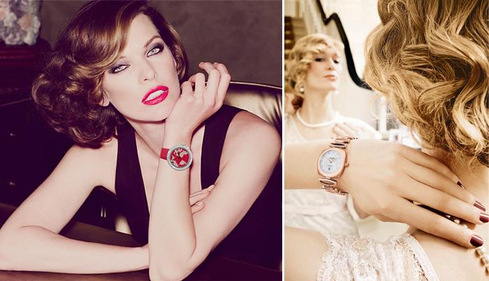 дорогие женские часы для особых случаев