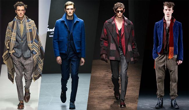 модные цвета мужской одежды