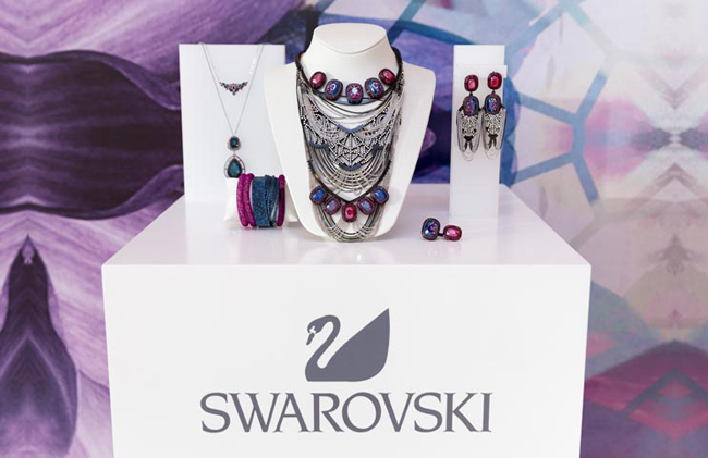 winter gardens триумфальная коллекция swarovski