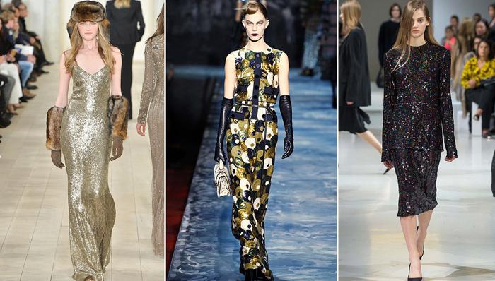 показ коллекций одежды сезона осень-зима 2016