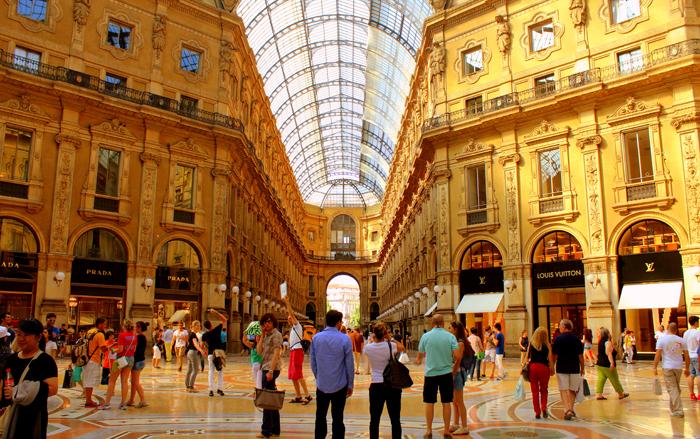 Милан-столица мировой моды