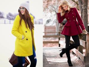 модные цвета одежды осень-зима 2015-2016