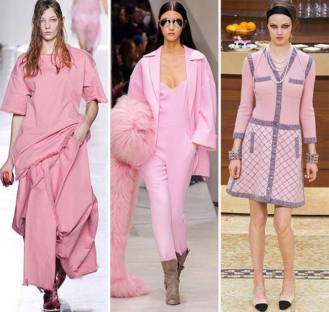 модный розовый цвет Cashmere Rose