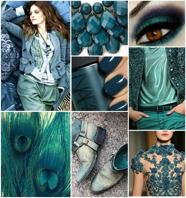 одежда, обувь и аксессуары цвета Biscay Bay